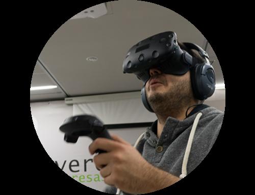 Sesión Taller de Realidad Virtual para empresas en Cámaras de Comercio