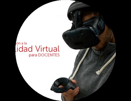 """Curso presencial """"Introducción a la realidad virtual para docentes"""""""