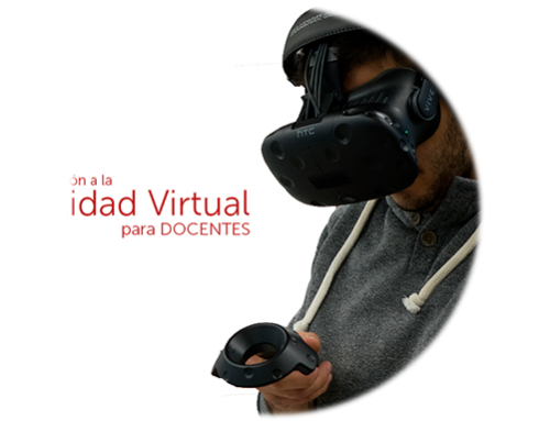 Curso presencial «Introducción a la realidad virtual para docentes»