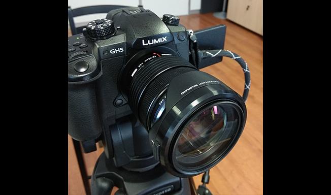 Probamos la nueva cámara GH5 de Panasonic